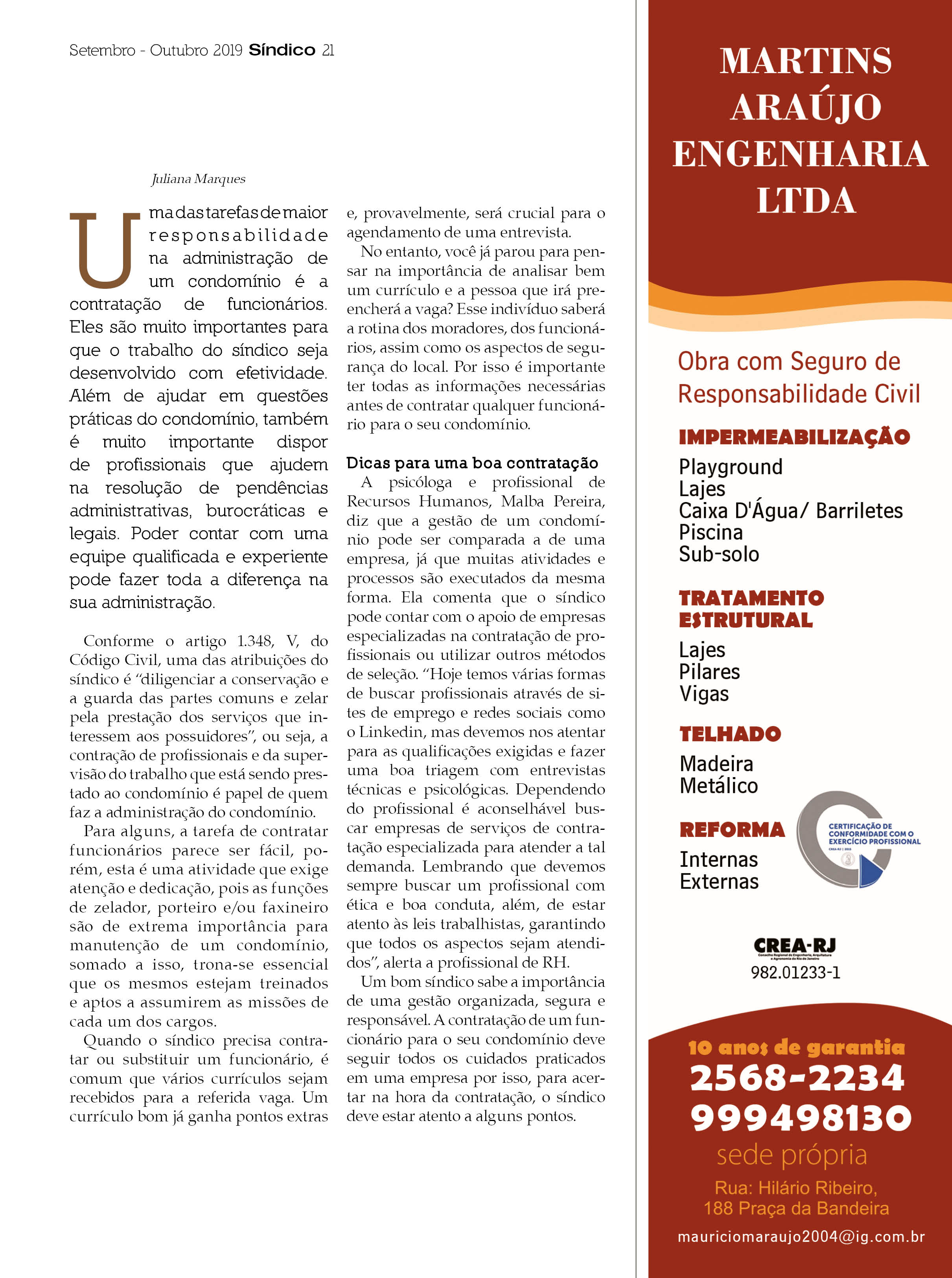 Revista Síndico_ed 246_19