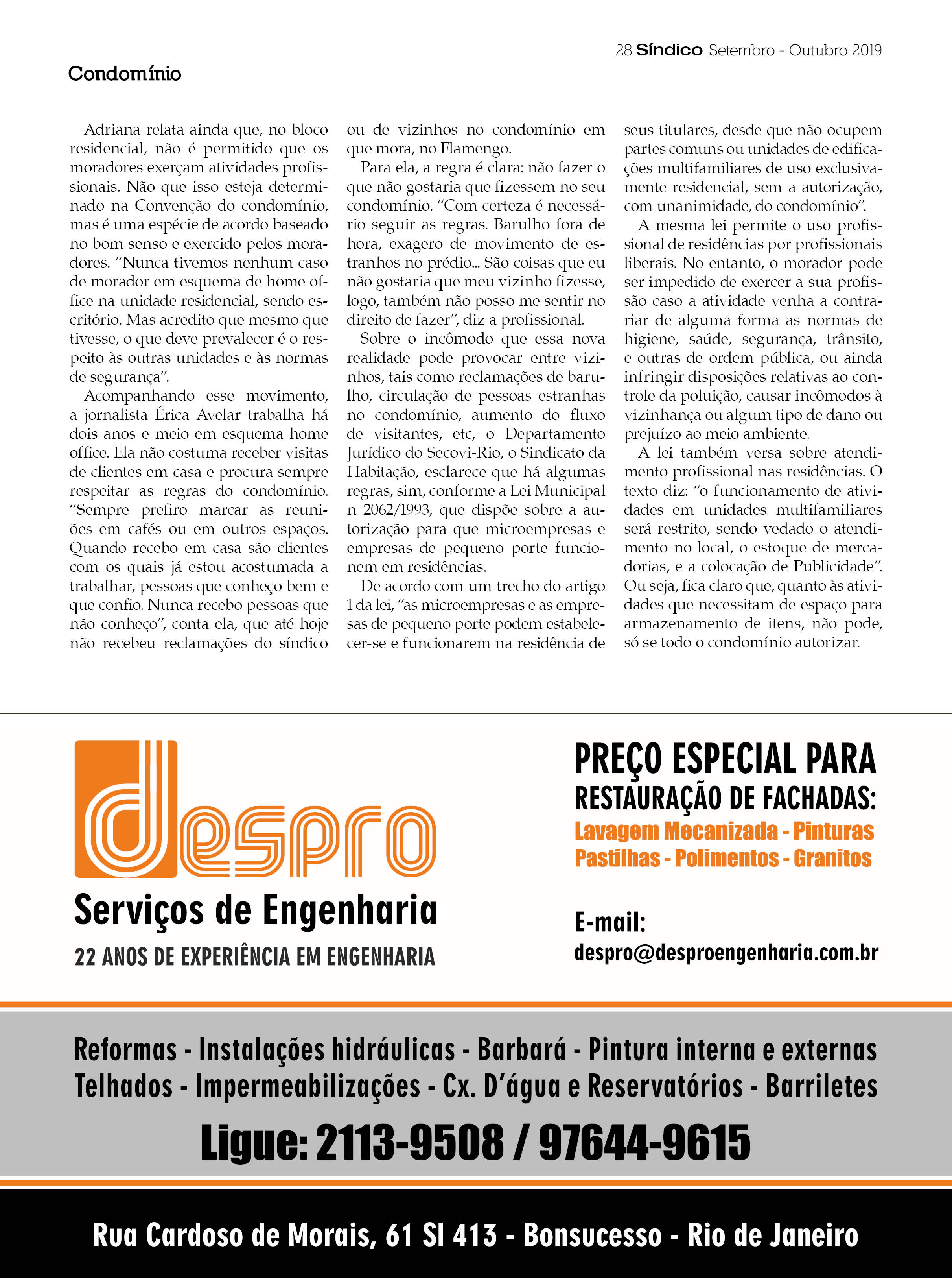 Revista Síndico_ed 246_26