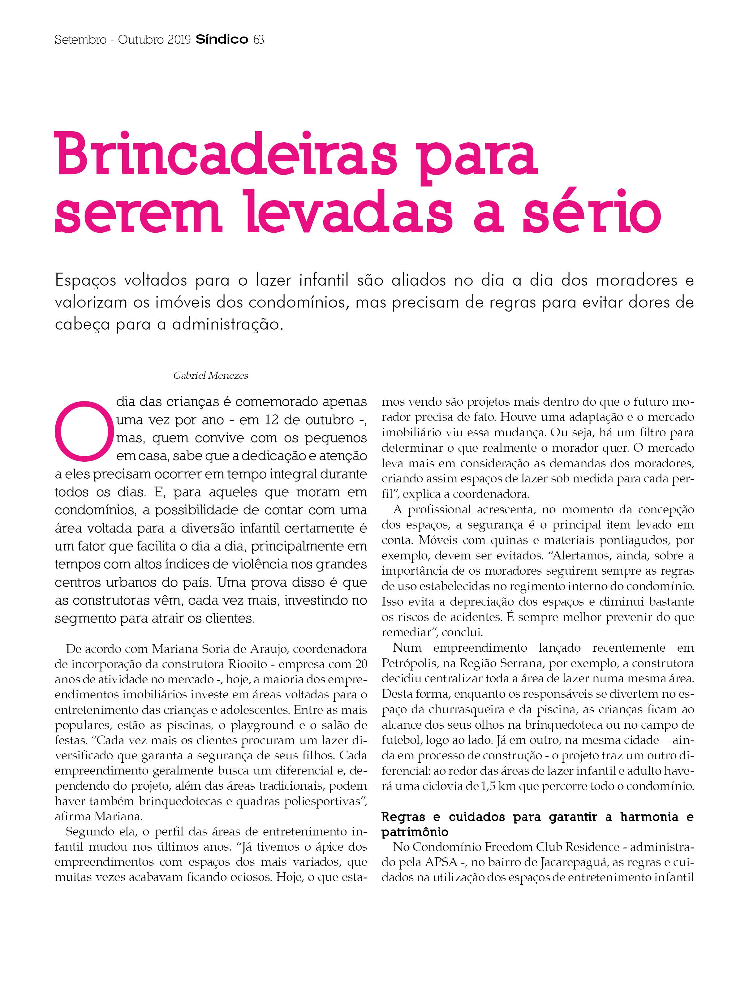 Revista Síndico_ed 246_61