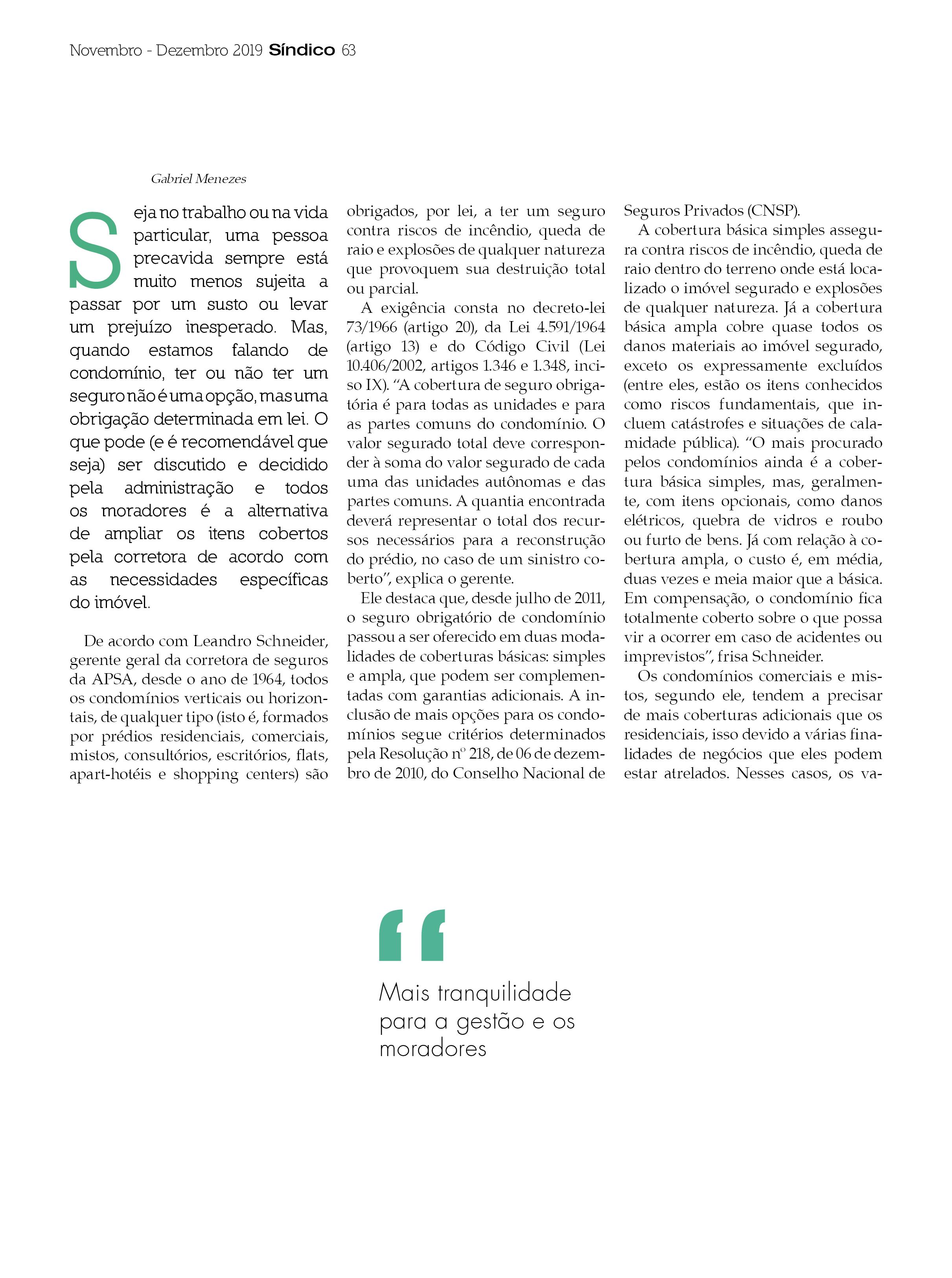 Revista Síndico_ed 247_61