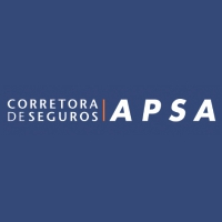 Logo Corretora Apsa