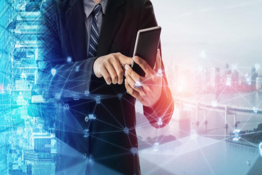 a-comunicacao-criativa-moderna-e-a-rede-de-internet-se-conectam-na-cidade-inteligente_31965-7376