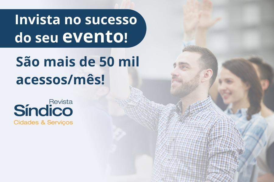 Eventos - Revista Síndico Cidades&Serviços