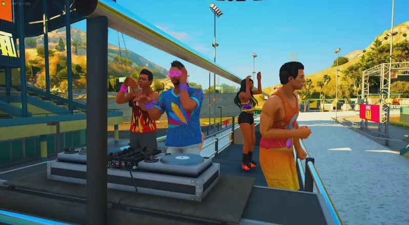 Carnaval no GTA promete animar os foliões gamers em folia virtual