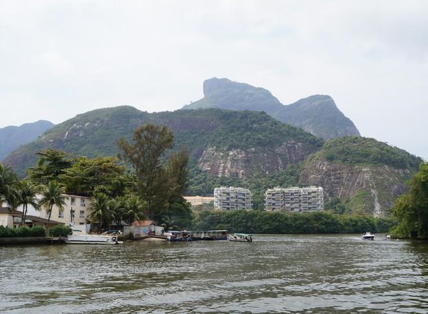 vista da ilha da gigóia