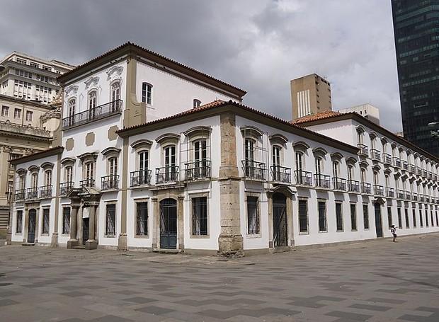 praça xv - paço imperial