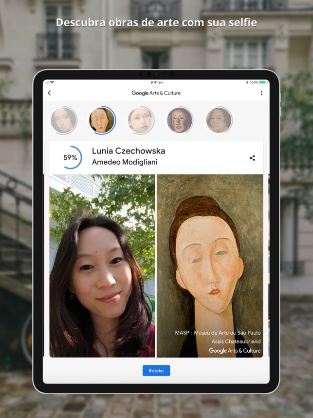 App Google Arts & Culture